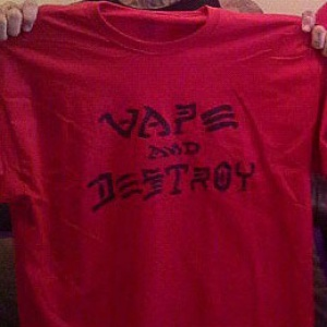 Vape and Destroy